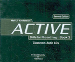 Active Skills for Reading 3 (CD 3장)