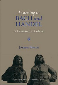 Listening to Bach and Handel