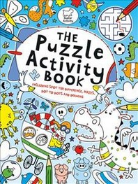 Puzzle Activity Book