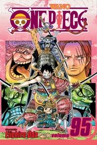 One Piece, Vol. 95, Volume 95