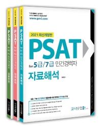 PSAT for 5급/7급 민간경력자 세트(2021)