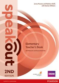 Speakout Elementary Teachers Guide + Disc