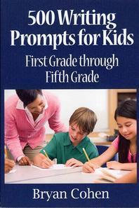 500 Writing Prompts for Kids