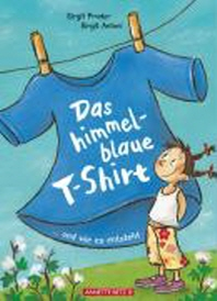 Das himmelblaue T-Shirt