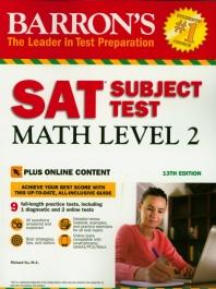 Barron's SAT Subject Test Math Level. 2
