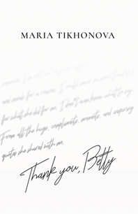 Thank You, Betty