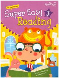 Super Easy Reading. 3(Student Book, Hybrid CD)