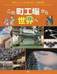 この町工場から世界へ 世界の人#の生活に役立つ日本製品