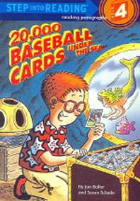 20000 BASEBALL CARDS UNDER THE SEA STEP into READING 4