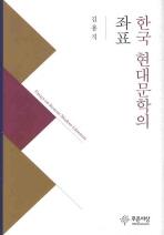 한국 현대문학의 좌표