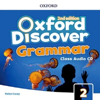 Oxford Discover Grammar 2. Class CD 2nd Edition