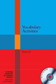 Vocabulary Activities: with CD-ROM