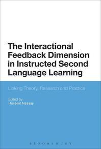 The Interactional Feedback Dimension in Instructed Second Language Learning