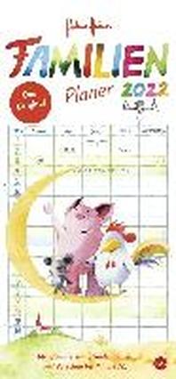 Helme Heine Familienplaner - Kalender 2022