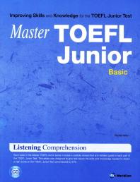 Master Master TOEFL Junior Listening Comprehension Basic