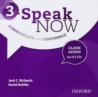 Speak Now. 3