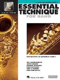 Essential Technique 2000: Eb Alto Saxophone Book 3