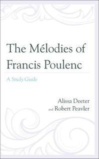 Melodies of Francis Poulenc