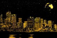 글로우 스케치: 호주 시드니