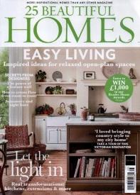 25BEAUTIFUL HOMES(UK)(2021년 5월호)
