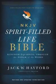 NKJV, Spirit-Filled Life Bible, Third Edition, Hardcover, Red Letter Edition, Comfort Print