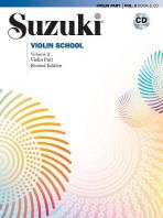 Suzuki Violin School, Vol 2