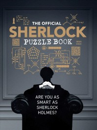 The Official Sherlock Puzzle Book - 오피셜 셜록 퍼즐 북