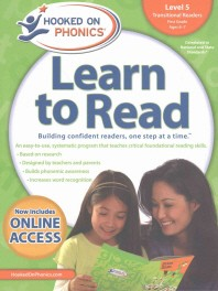 Hooked on Phonics Learn to Read - Level 5, Volume 5