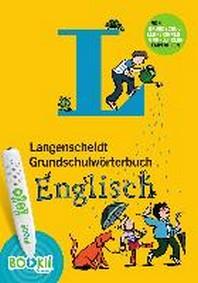 Langenscheidt Grundschulwoerterbuch Englisch - Buch mit Bookii-Hoerstift-Funktion