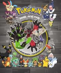Pok'mon Seek and Find - Legendary Pokemon