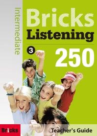 Bricks Listening Intermediate 250. 3(Teacher's Guide)