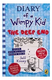 Diary of a Wimpy Kid: The Deep End (Book15)