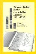 Bioremediation Series Cumulative Indices