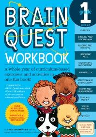 Brain Quest Workbook: Grade 1 (With Stickers)
