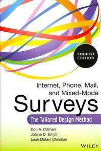 Surveys(Internet, Phone, Mail, and Mixed-Mode)
