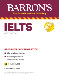 IELTS(with Online Audio)