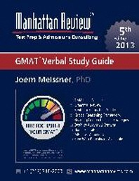 Manhattan Review GMAT Verbal Study Guide [5th Edition]