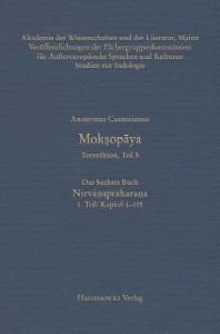 Moksopaya - Textedition, Teil 5, Das Sechste Buch
