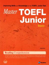 Master Master TOEFL Junior Reading Comprehension Basic