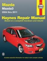 Mazda3 2004 Thru 2011 Haynes Repair Manual