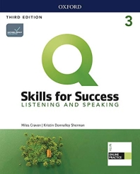 Q: Listening and Speaking 3 SB with Online Practice
