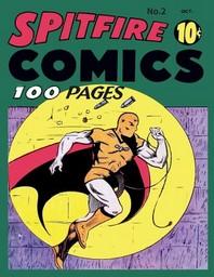 Spitfire Comics #2