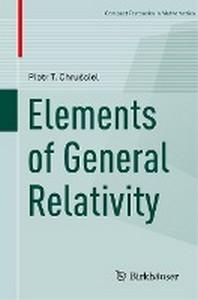 Elements of General Relativity