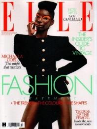 ELLE(UK)(2021년 10/11월호)