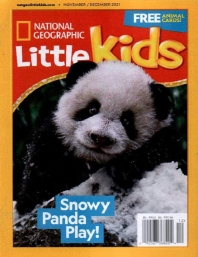 NATIONAL GEOGRAPHIC LITTLE KID(USA)(2020년 11/12월)
