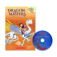 DRAGON MASTERS #2:SAVING THE SUN DRAGON (WITH CD) (NEW)