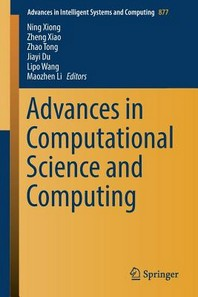Advances in Computational Science and Computing