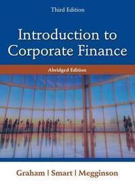 Financial Management. by Scott Smart, John Graham