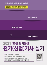 30일 단기완성 전기(산업)기사 실기(2021)