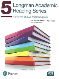 Longman Academic Reading Series. 5 with Essential Online Resources